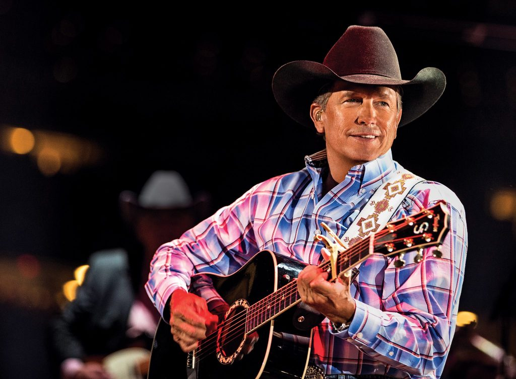 George Strait Country Music Legend